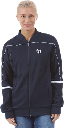 Track Jacket Amiscora FZ Blue/White