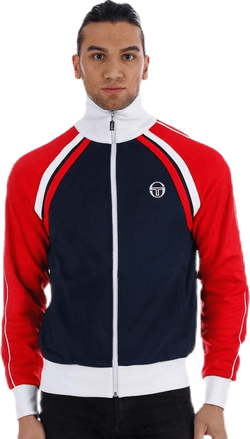 Track Jacket Ghibli FZ Blue/Red