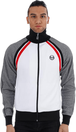 Track Jacket Ghibli FZ White/Grey