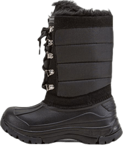 Snowfall Jr Boots Black