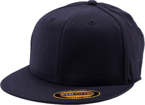 No. Ten Flexfit 210 Cap Black
