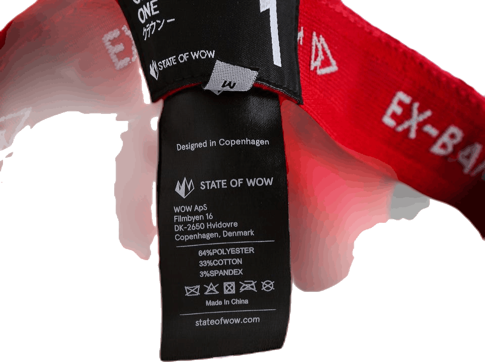 Crown 1 Ex-Band cap Red