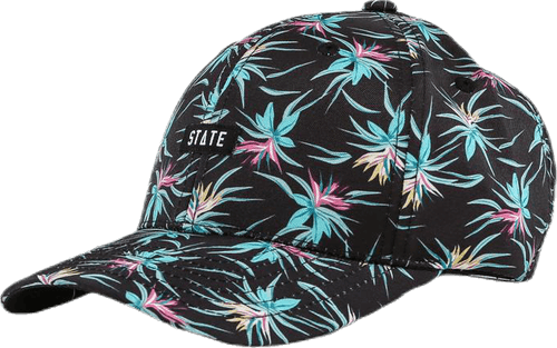 Jungle Youth Baseball Cap Patterned