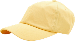 Vincent Cap 2 Yellow