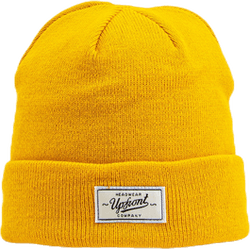 Gaston 2 beanie  Yellow