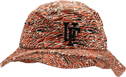Picton Jungle Hat Orange/Black