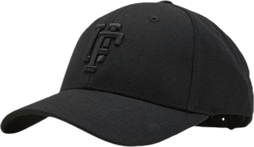 Spinback Crown 4 Baseball Black