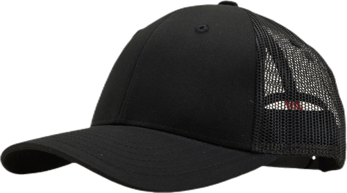 Kean Trucker Baseball Black