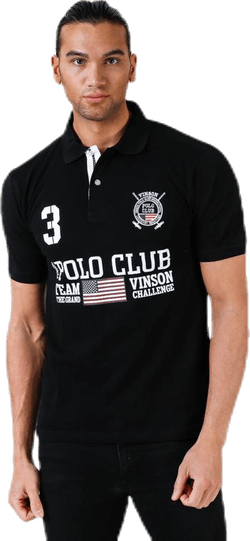 Jillian Polo Black