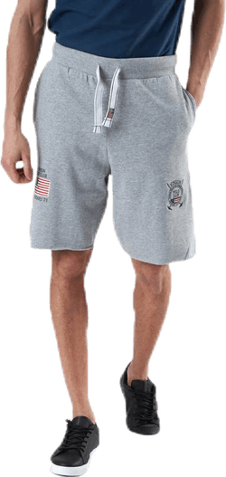 Gino Sweatshorts Grey