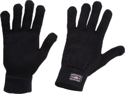 Konner Gloves Black