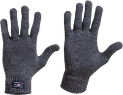 Konner Gloves Grey
