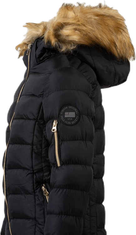 Freja Jacket Black