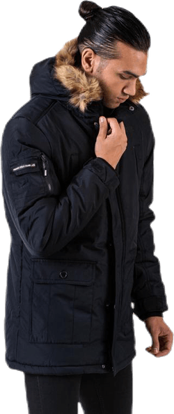 Hewett Jacket Black
