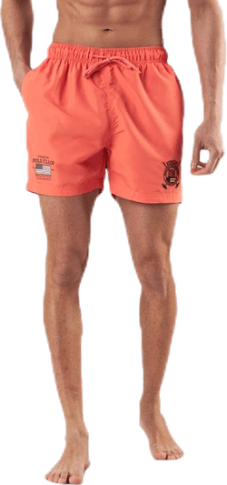 Jabiru Swimshorts Red
