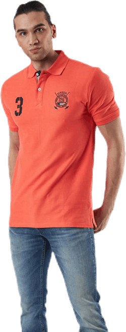 Kenso Polo Orange