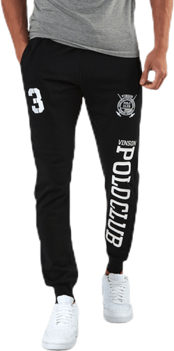 Jelio Sweatpants Black
