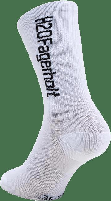 Low Sock White