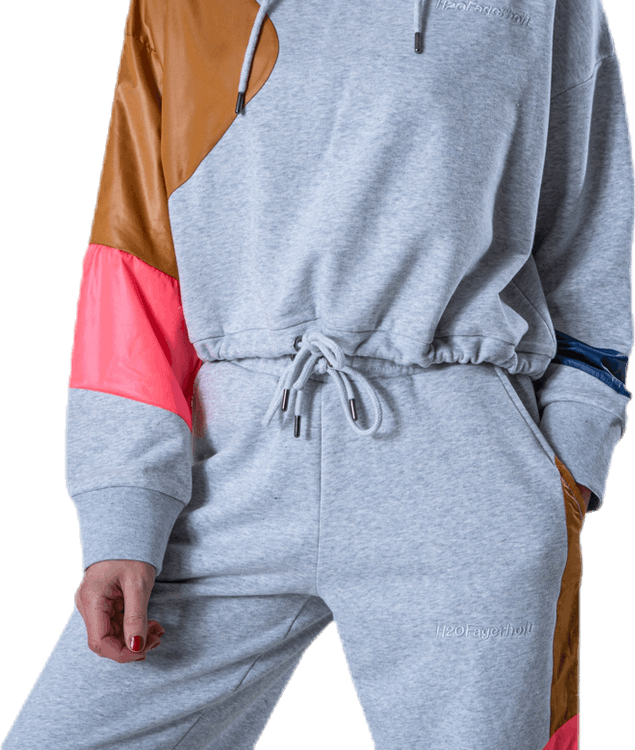 Mixedrace Hoodie Grey