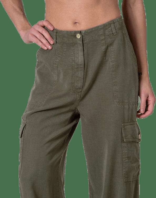 Ready To Wear Pants Green