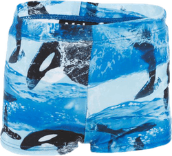 Nansen Swim Diaper Blue/Patterned