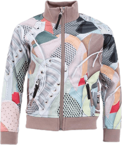 Hestie Bomber Jacket Patterned