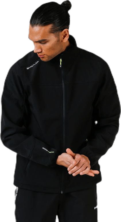 Dublin Softshell Jacket Black