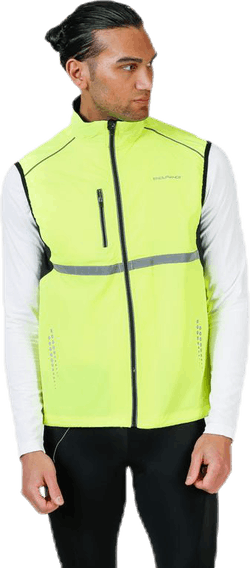 Laupen Running Vest Yellow