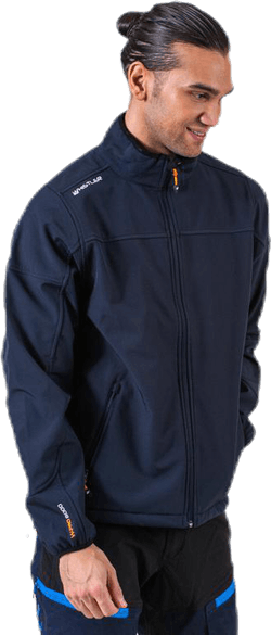 Dublin Softshell Jacket Blue
