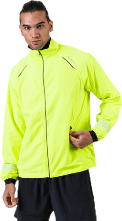 Earlington Running Jacket Yellow