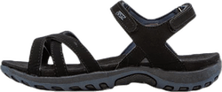 Highcliff Sandal Black