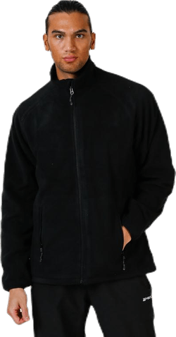 Peacehaven Fleece Jacket Black