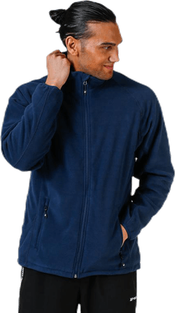 Peacehaven Fleece Jacket Blue