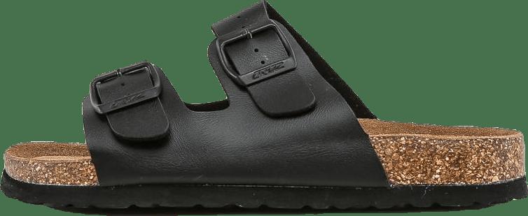 Whitehill Cork Sandal Black