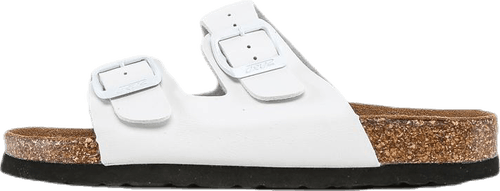 Whitehill Cork Sandal White