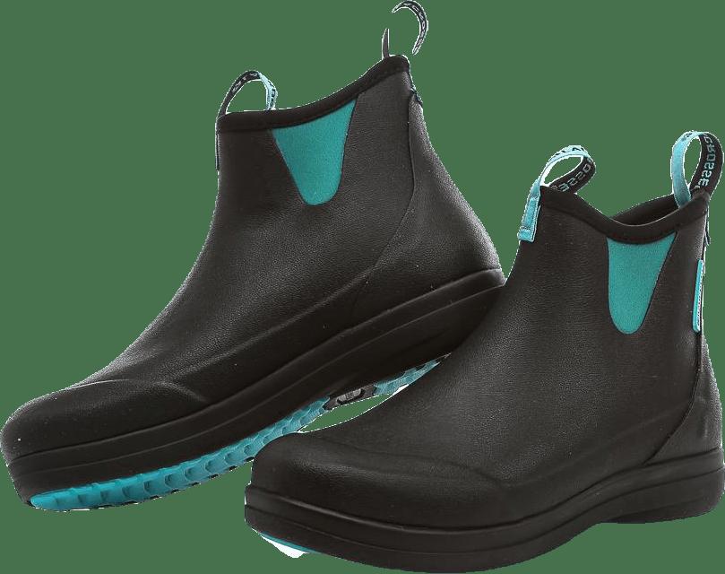 Hampton II Turquoise/Black