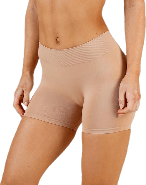 London Mini Shorts Beige