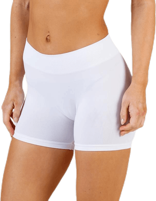 London Mini Shorts White