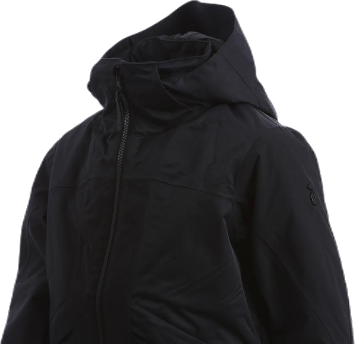 Junior Fernie Jacket 10 000 mm Black