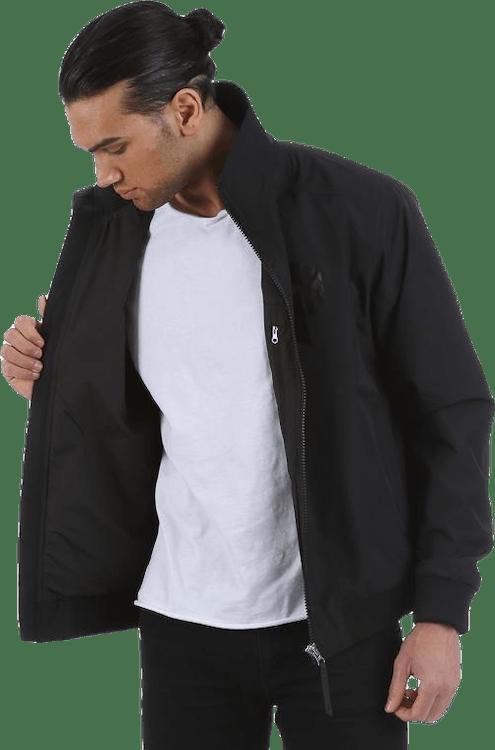 Coastal Jacket Black