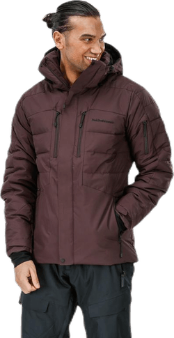 Shiga Jacket Brown
