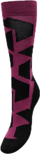 Ski Sock Purple