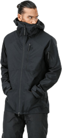 Radical Jacket Black