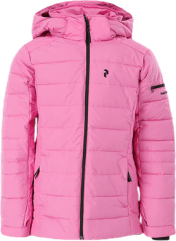 Jr Blackburn Down Ski Jacket Pink