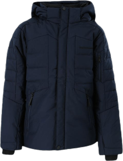 Jr Shiga Down Ski Jacket Blue
