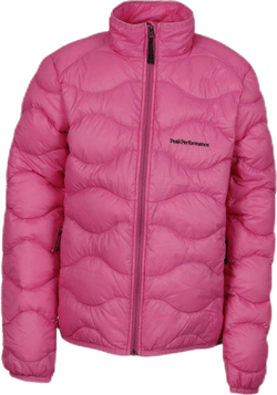 Jr Helium Down Jacket Pink