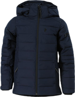 Jr Blackburn Down Ski Jacket Blue