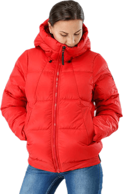 Rivel Jacket  Red