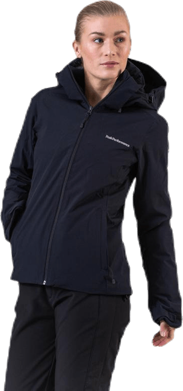 Anima Jacket Black