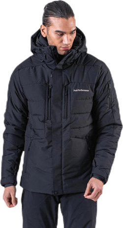 Shiga Jacket Black